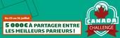Le Challenge tennis de PMU pour les tournois du Canada