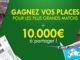 Pariez sur le foot du 18/11 au 4/12 avec Unibet : Des places à gagner + 10.000€ à partager